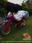 Kumpulan gambar Suzuki Satria Fu buat boncengan barang gans.. (10)
