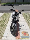 Lika-liku minang Yamaha XSR 155 di kota surabaya