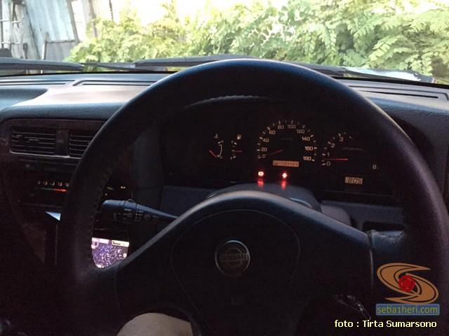 Pengalaman motuba Nissan Terrano Kingsroad, kelebihan dan kekurangannya gans. (1)
