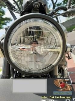 headlamp yamaha xsr-155