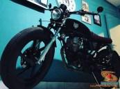 Honda Tiger modif Jap Style atau Scrambler (36)
