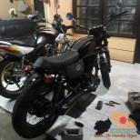 Honda Tiger modif Jap Style atau Scrambler (4)
