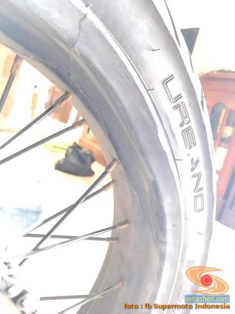 Kelebihan dan kekurangan velg merk Sprin XD menurut biker supermoto (1)