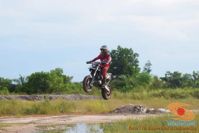 Kualitas velg aftermarket Sprin XD menurut warganet biker supermoto (3)