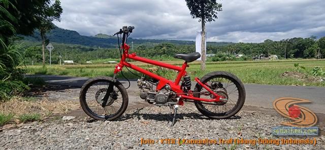 Kumpulan Modifikasi Bmx Moto Trail Odong Odong Setia1heri Com