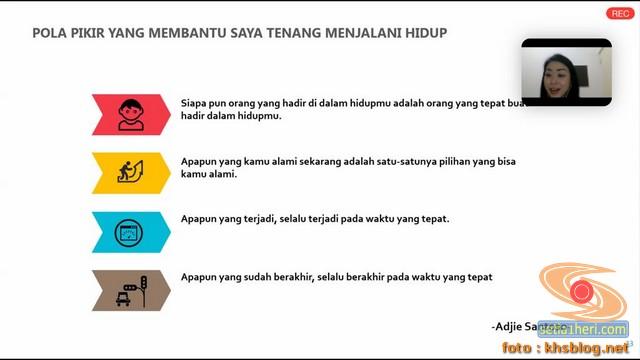 HBH Daring MPM Honda Jawa Timur bareng blogger jatim, Tetap bahagia ditengah pandemi Corona