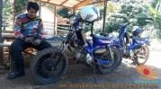 Honda C70 modif trail odong-odong alias bebek trail GTX (10)