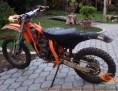 Honda C70 modif trail odong-odong alias bebek trail GTX (15)