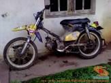 Honda C70 modif trail odong-odong alias bebek trail GTX (25)