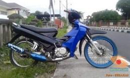 motor sanex di Indonesia