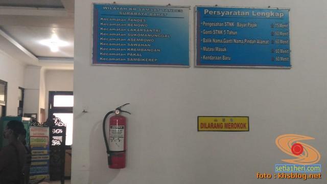 daftar wilayah kecamatan masuk samsat surabaya barat