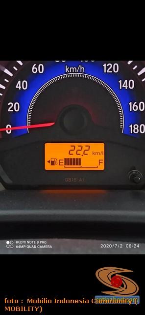 Kumpulan konsumsi BBM di Honda Mobilio, wow ada yang 3.9 km/liter