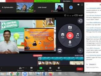 MPM libatkan1000 Guru Ikuti Kelas Online Pembuatan Video Pembelajaran