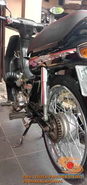 Pengalaman warganet Minyak goreng dicampur oli mesin pada sepeda motor (1)
