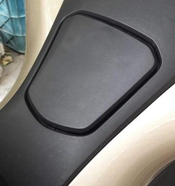 Solusi alternatif susah buka cover tangki BBM Honda PCX 150