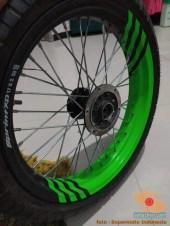 Cara repaint velg sepeda motor dengan baik dan benar bagi pemula.. (6)