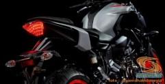 Fitur baru dan spesifikasi Yamaha MT-07 tahun 2020 (2)