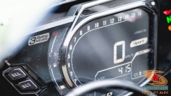 Gambar detail Honda CBR250RR SP Quick Shifter warna Special Edition Garuda X Samurai tahun 2020 (1)
