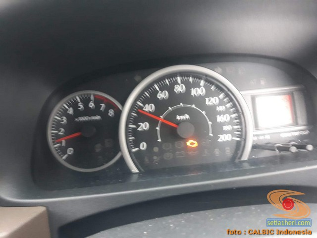 Indikator Engine cek kadang menyala pada Toyota Calya, apa solusinya ?