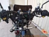 Modifikasi suzuki satria fu pakai stabilizer atau steering dumper brosis (2)