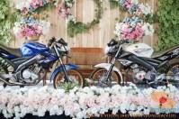 Motor-motor vijar yang jadi saksi di pelaminan dan pernikahan (19)