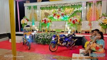Motor-motor vijar yang jadi saksi di pelaminan dan pernikahan (23)