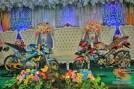 Motor-motor vijar yang jadi saksi di pelaminan dan pernikahan (9)