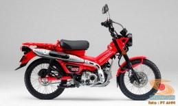 Spesifikasi dan harga Motor Bebek Trekking Honda CT125 tahun 2020 (4)