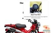 Spesifikasi dan harga Motor Bebek Trekking Honda CT125 tahun 2020 (7)