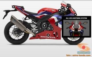 Spesifikasi, fitur baru dan Harga supersport Honda CBR1000RR-R Fireblade tahun 2020 (8)