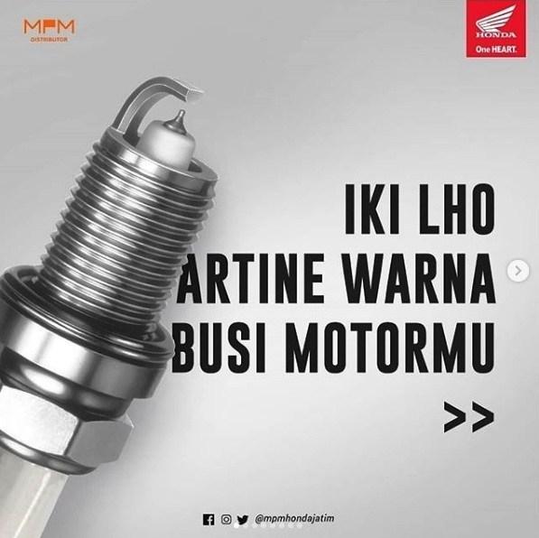 arti warna busi pada sepeda motor honda dari MPM Honda Jawa Timur (5)