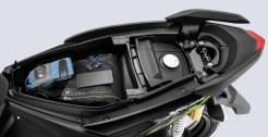 bagasi luas Yamaha X-Ride 125 tahun 2020