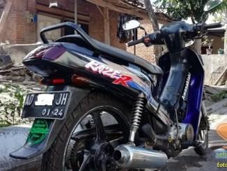 Kelebihan dan kelemahan motor bebek Kawasaki Kaze