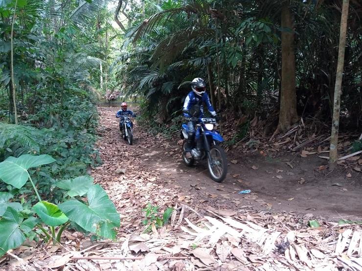 Yamaha Madiun-Kediri gelar Fun Adventure Touring bersama biker Yamaha WR 155 R di Blitar (2)