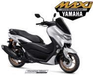 4 pilihan warna All New NMAX 155 Connected (standar) tahun 2020 (1)