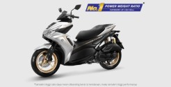 Pilihan varian All New Aerox 155 Connected tahun 2020 (1)