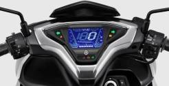 dashboard Pilihan varian All New Aerox 155 Connected tahun 2020 (5)