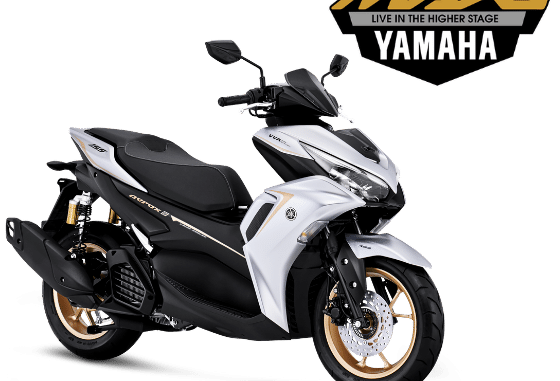 Yamaha All New Aerox 155 Connected tahun 2020 (1)