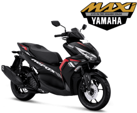Yamaha All New Aerox 155 Connected tahun 2020 (2)