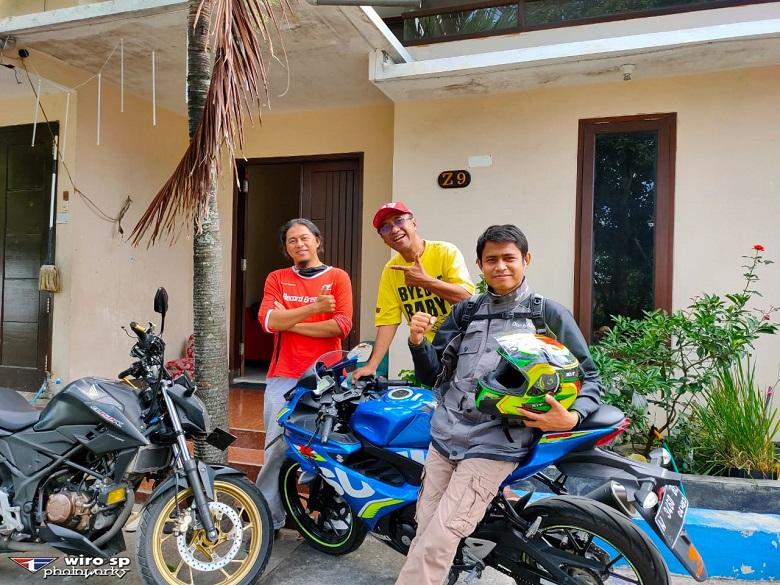 kopdar jatimotoblog di rumah mbah wiro malang tahun 2020
