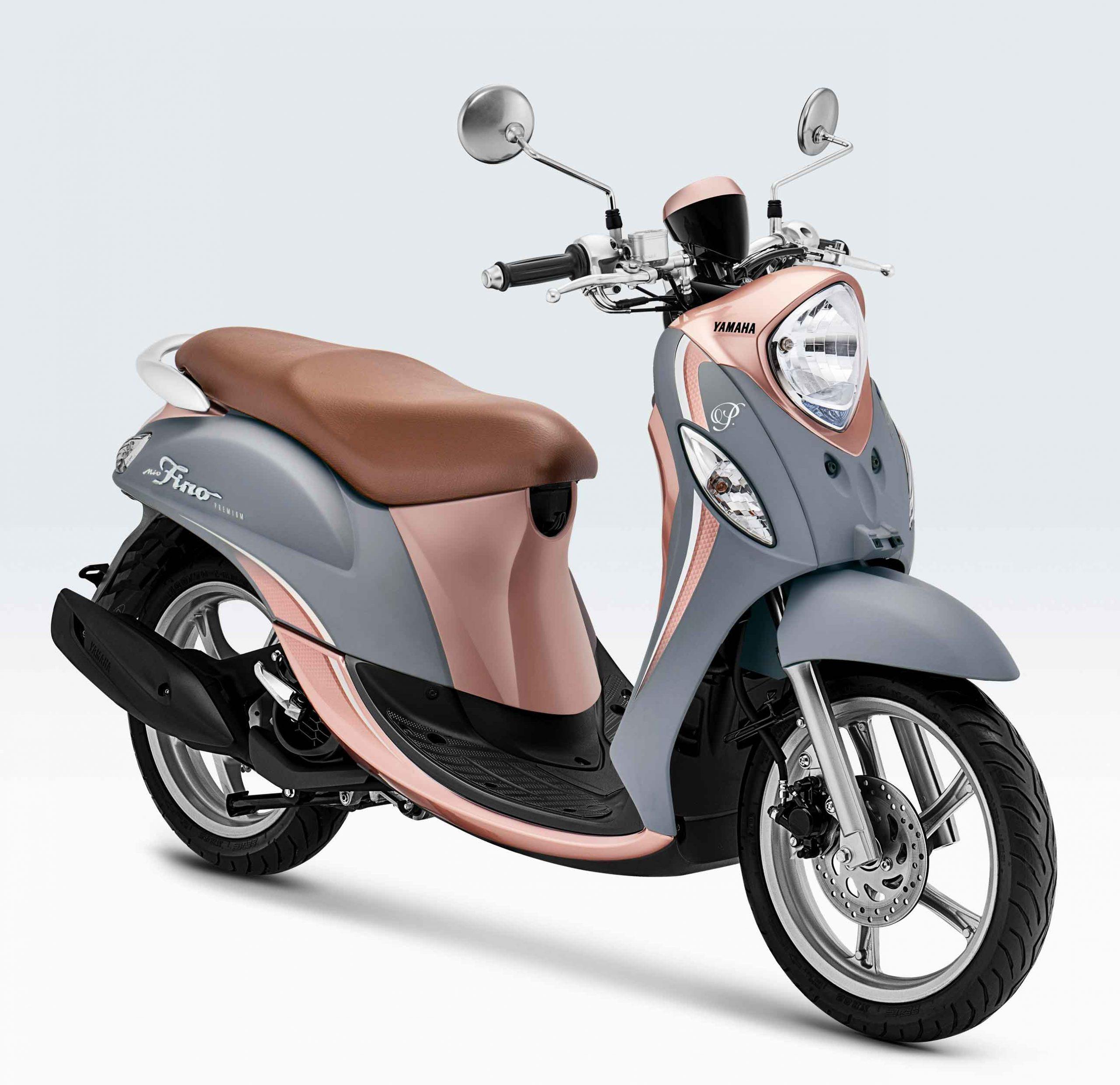 3 Pilihan warna baru Yamaha Fino Premium tahun 2020-2021 (1)