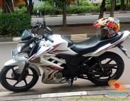 Modifikasi Honda Verza pakai fairing brosis tahun 2020 (1)