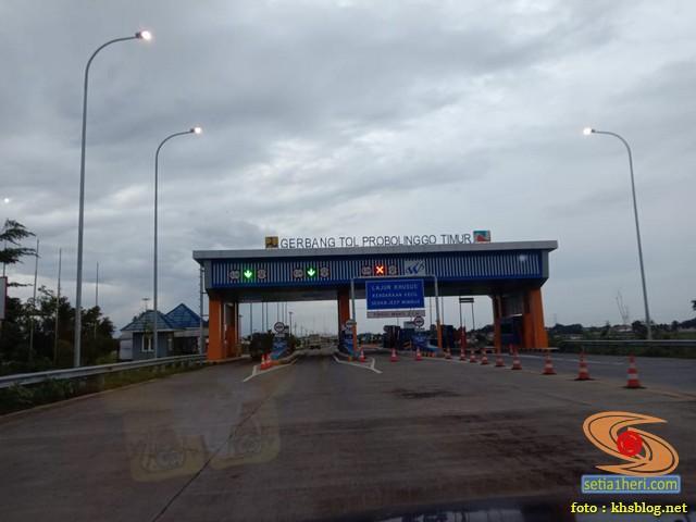 Pengalaman pertamax lewat tol Surabaya-Probolinggo 2021 pas mau ke Banyuwangi, segini tarifnya brosis. (5)