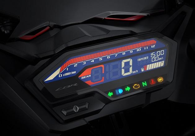 Daftar Pilihan warna dan harga Honda CBR150R tahun 2021