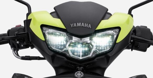 headlamp Yamaha MX King 150 tahun 2021
