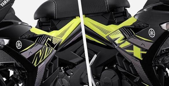 pilihan Warna baru Yamaha MX King 150 tahun 2021