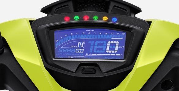 speedometer Yamaha MX King 150 tahun 2021