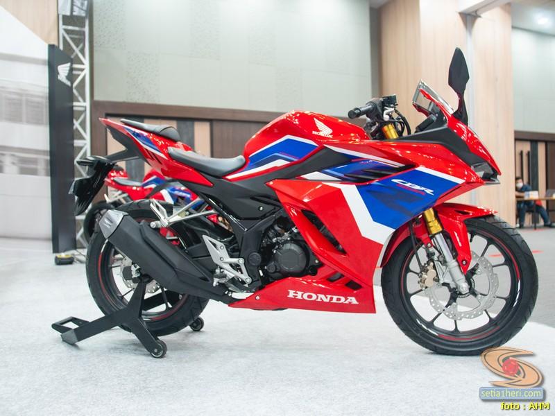 Honda CBR Tricolor-CBR150R tahun 2021