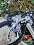 Modif trail Suzuki TS mesin pakai Ninja Super Kips 2006 (9)