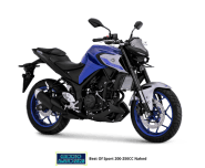 Warna baru Yamaha MT-25 tahun 2021